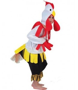 Disfraz de Gallo Infantil