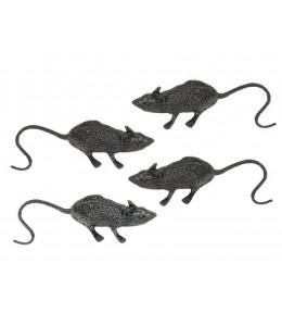 Bolsa con 4 Ratas