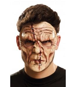 Mascara con Cicatriz