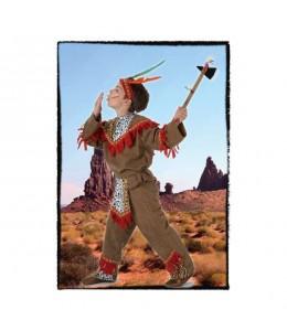 Disfraz de Indio Apache Bebe