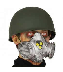 Mascara Gas Nuclear