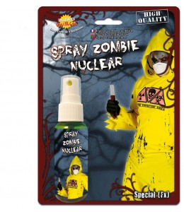 Spray de Zombie Nuclear