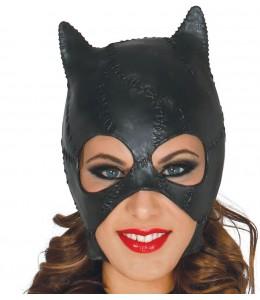 Mascara Mujer Gato Latex
