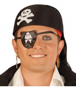 Sombrero Casquete Pirata