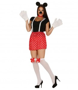 Conjunto Ratita Minnie