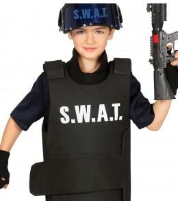 Chaleco SWAT Infantil