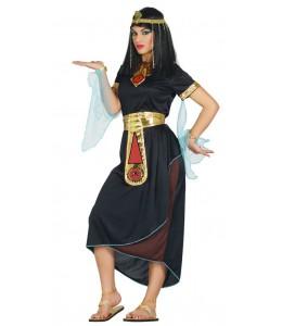 Disfraz de Cleopatra Azul