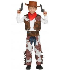 Disfraz de Cowboy Infantil