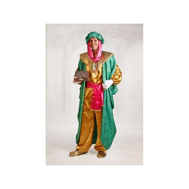 Comprar Disfraz de Rey Mago Baltasar por solo 5800  Tienda de