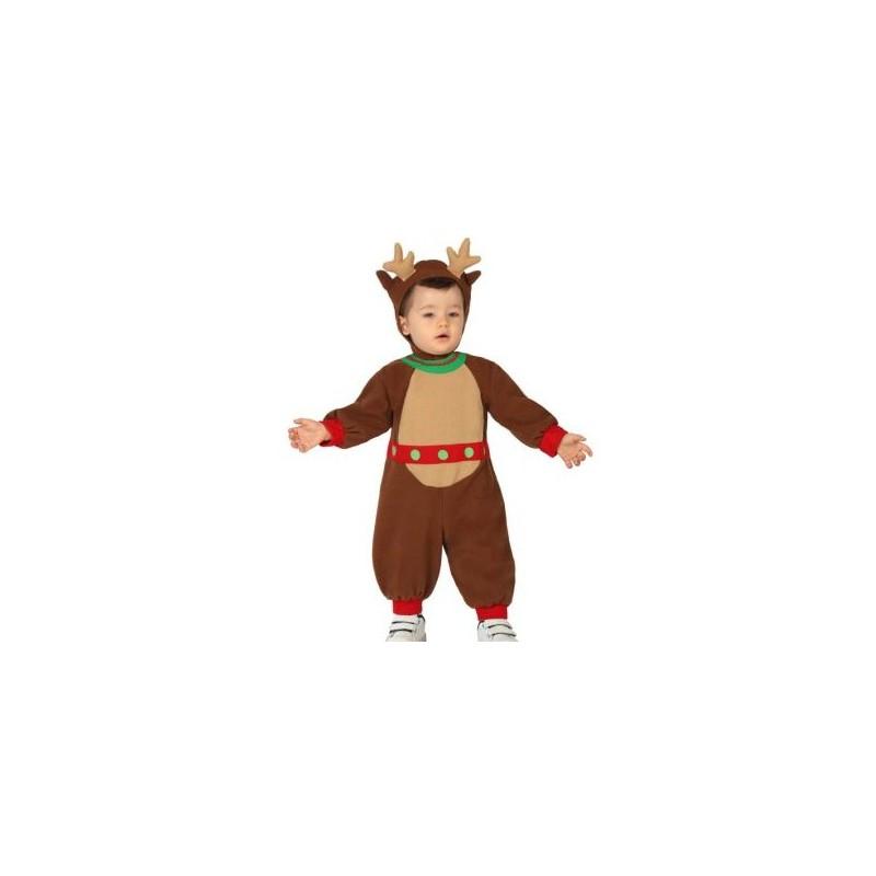 Comprar disfraz de reno bebe por solo tienda de - Disfraz de reno nina ...