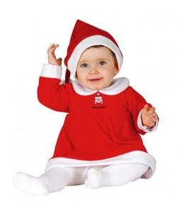 Disfraz de Mama Noel Bebe