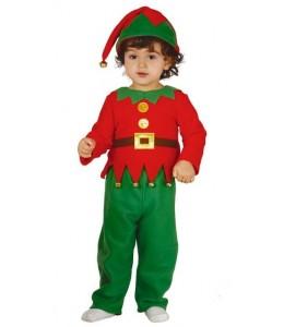 Disfraz de Elfo Bebe