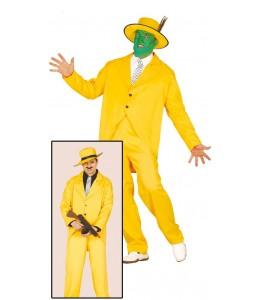 Disfraz de Gangster Amarillo
