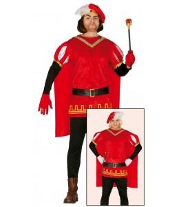 Disfraz de Principe Rojo
