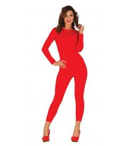 Malla Color Rojo de Chica