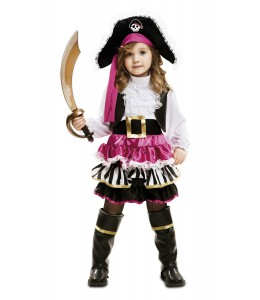 Disfraz de Pequeña Piratesa