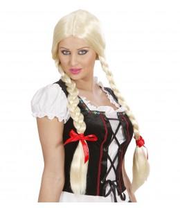 Peluca Trenzas Gretel