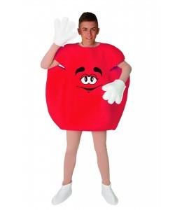 Disfraz de Dulce Rojo