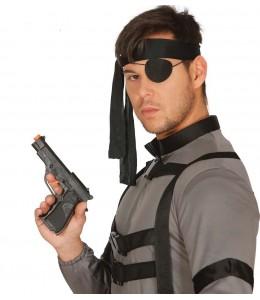 Pistola Detective Negra