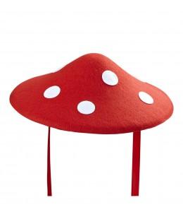 Sombrero Hongo Fieltro