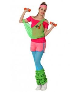 Disfraz de Chica de Gimnasio