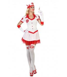Disfraz de Enfermera con Tutu