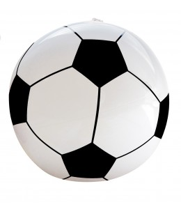 Balon de Futbol Hinchable
