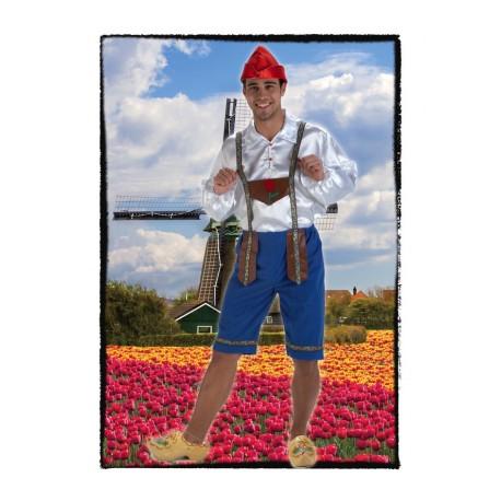 Disfraz de Holandes