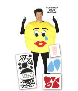 Disfraz de Emoticono