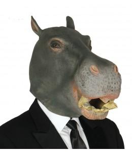 Mascara de Hipopotamo