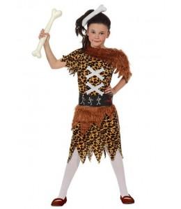 Disfraz de Cavernicola Infantil