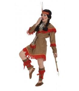 Disfraz de India Apache Infantil