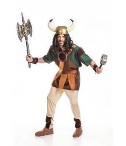 Disfraz de Guerrero Vikingo