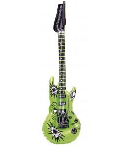 Guitarra Electrica Hinchable Colores