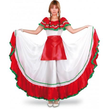 Disfraz de Mejicana