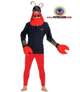 Disfraz de Comandante Bogavante