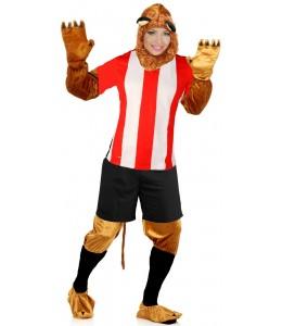 Disfraz de Leona Athletic
