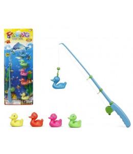 Juego de Pesca 5 Patos