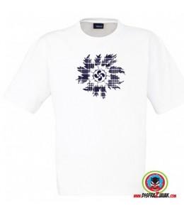 Camiseta Eguzkilore Lauburu Infantil