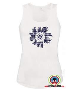 Camiseta Eguzkirole Lauburu Tirantes