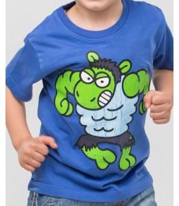 Camiseta Hulk kukuxumusu
