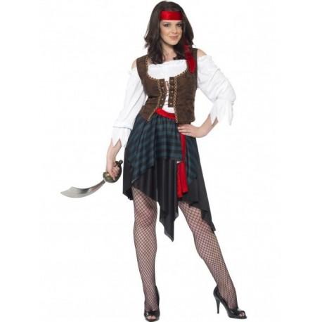 Disfraz de Piratesa Luxe