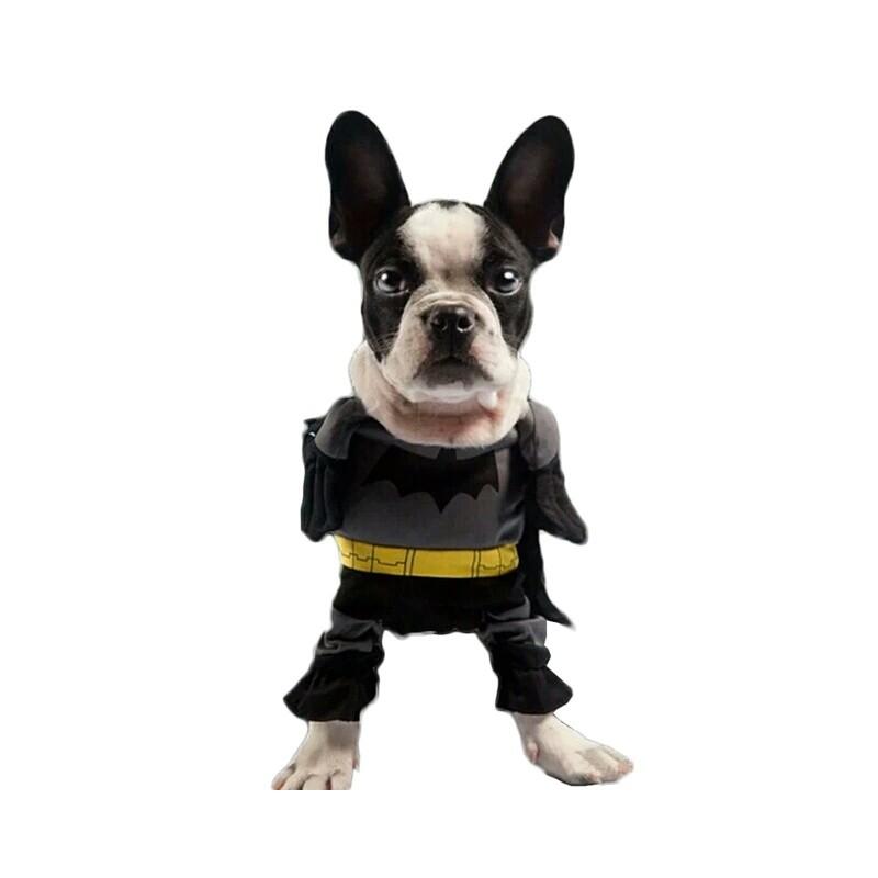 Comprar Disfraz Para Perros De Batman Por Solo
