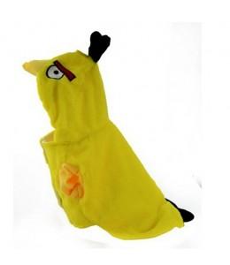 Disfraz para perros de Angry Birds Amarillo