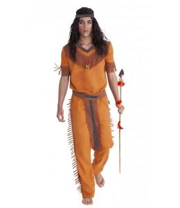 Disfraz de Indio cherokee