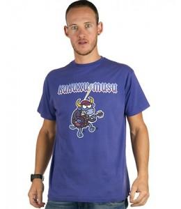 Camiseta kukuxumuxu Dc/An