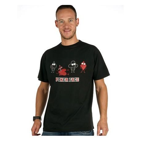 Camiseta kukuxumuxu  Poker Face