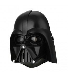 Mascara Darth Vader con Luz