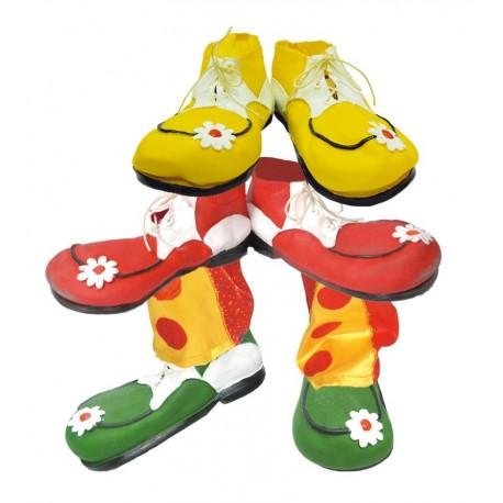 Zapatos Payaso Infantil