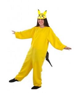 Disfraz de Pikachu con Gorra